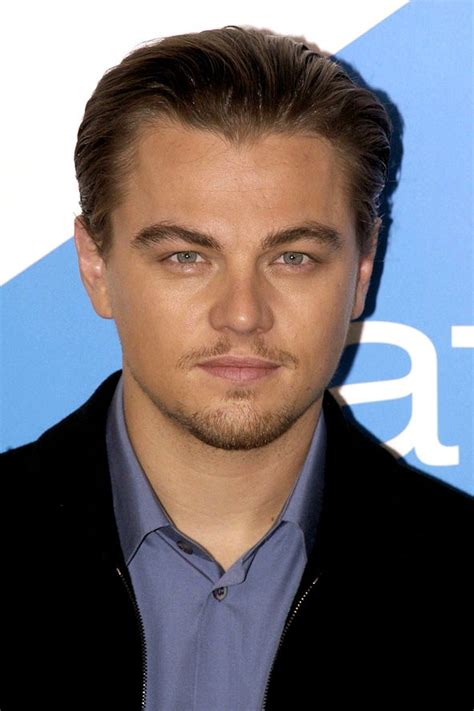 mobster hairstyles leonardo dicaprio look book celebrity hair and