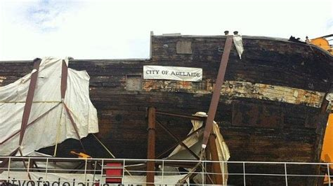 costume places in adelaide city of adelaide clipper ship finally arrives home in