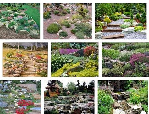 Garden Styles by Choosing A Style Of Rock Garden