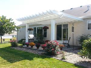 What Is A Pergola Pictures by Vinyl By Design Pergola Vinyl By Design