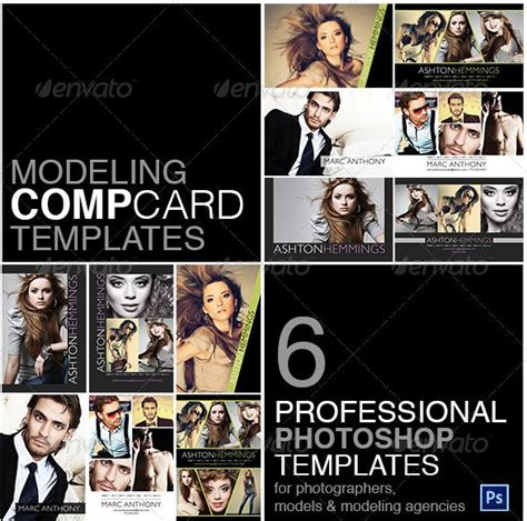 Comp Card Template Lightroom by Best 25 Model Comp Card Ideas Only On