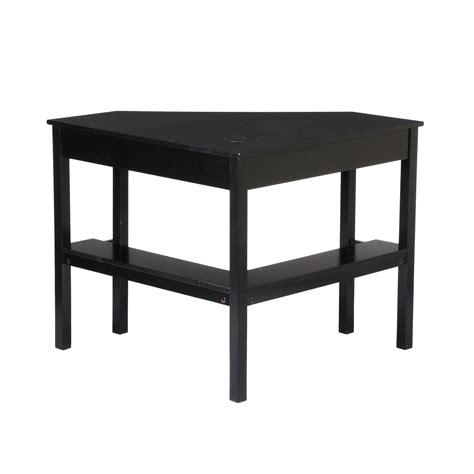 Corner Desks Black Sei Corner Desk Black Kitchen Dining