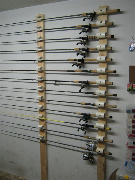 bass boat rod storage holders ceiling mounted rod holder fishing gear pinterest