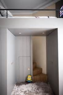 Bed idea in small bedroom design idea design ideas small white modern