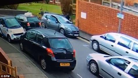 Car Led Birmingham With Sledgehammer Carjack Vauxhall Corsa In Birmingham