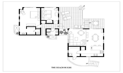 small beach house floor plans beach house floor plan tiny house floor plans beach house