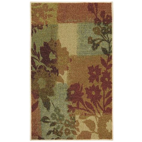 1 X 2 Area Rugs - mohawk home multi 1 5 ft x 2 5 ft area rug 002310