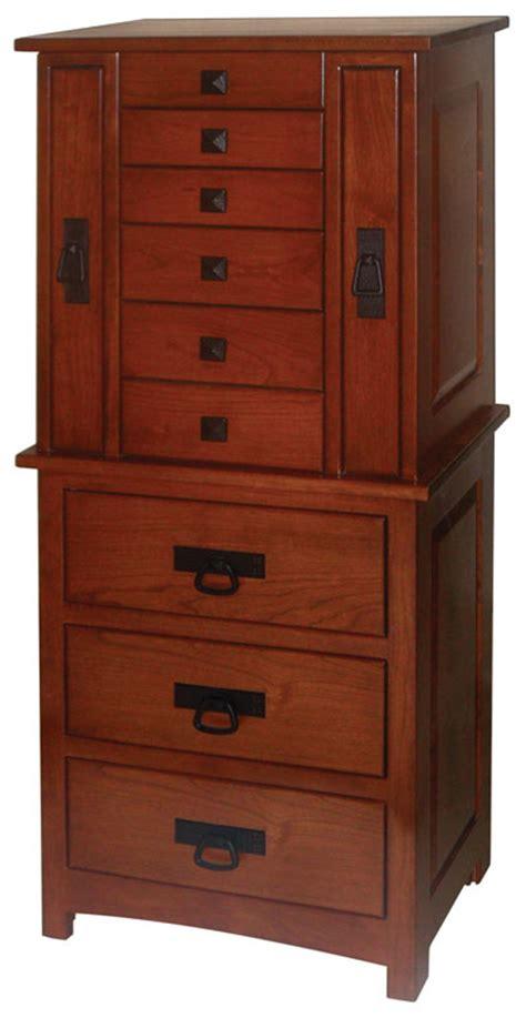hardwood jewelry armoire products ohio hardwood furniture