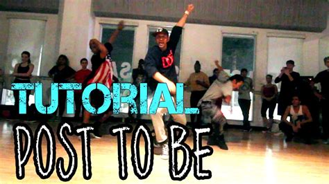 dance tutorial post to be post to be omarion ft chris brown dance tutorial