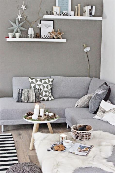wohnzimmer grau wohnzimmer dekoration grau