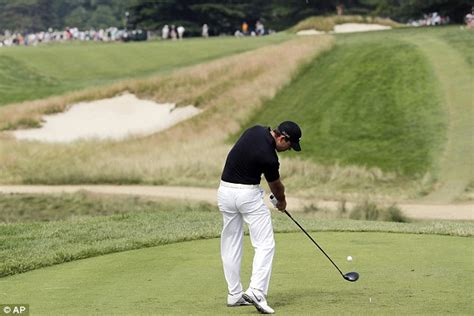 charl schwartzel swing us open 2013 live coverage of day four at merion daily