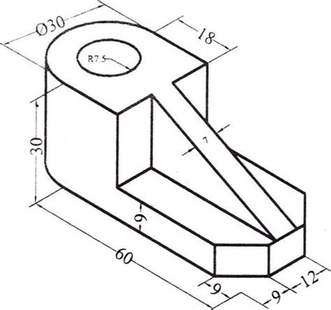 technical drawing free engineering isometric drawing vbengineering