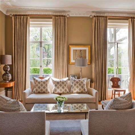 formal drapes living room formal taupe living room traditional living room