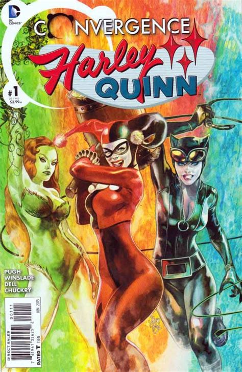 harley quinns cover gallery 1401274234 17 best images about convergence dc comics on dc comics damian wayne and jason todd