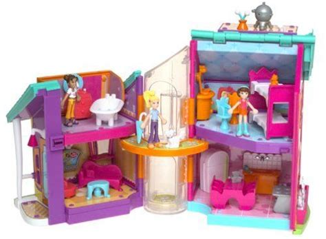 polly pocket house polly place hangin out house by mattel 60 00 change