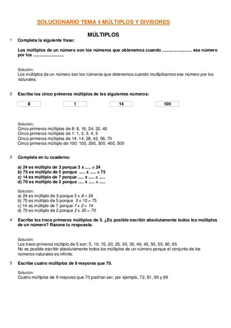 matepracticas respuestas 5 grado matepracticas 5 ejercicios matemticos mate prcticas 5