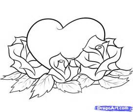 love roses and hearts drawings linz stuff pinterest