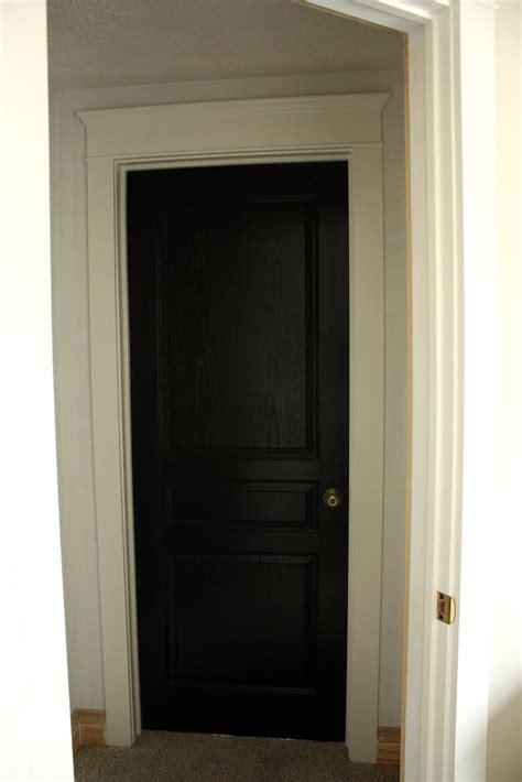 woohooie about those black doors