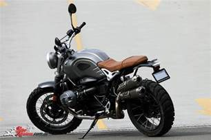 Bmw Scrambler 2017 Bmw R Ninet Scrambler Bike Review