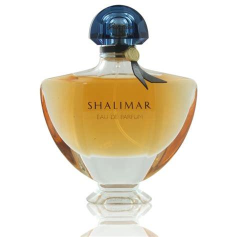 Parfum Terbaru Original Guerlain Shalimar Tester shalimar by guerlain 3 0 oz eau de parfum spray new tester for ebay
