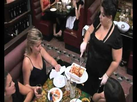 Kitchen Nightmares Vincenzo S by Cece Is Upset About Vincenzo S