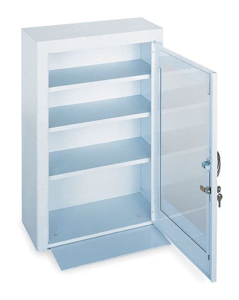empty first aid cabinet durham first aid cabinet steel plastic door 3kr08 518 43