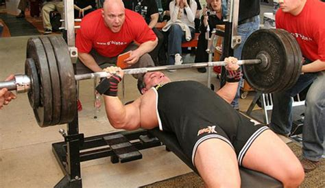 400 bench press interview with powerlifter bench presser frank caminita