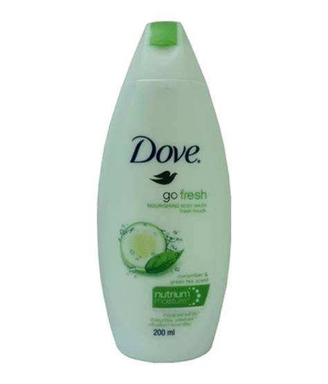 Sho Dove 320 Ml dove go fresh nourishinng bodywash 200 ml pack of 2