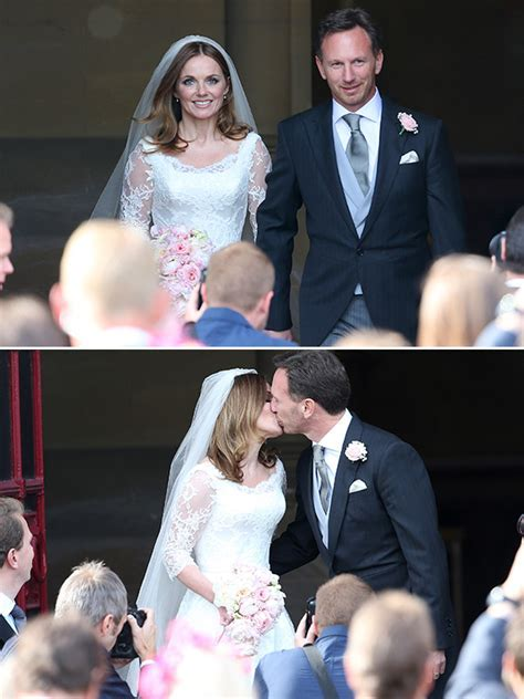 Geri Halliwell Married: Former Spice Girl And Christian