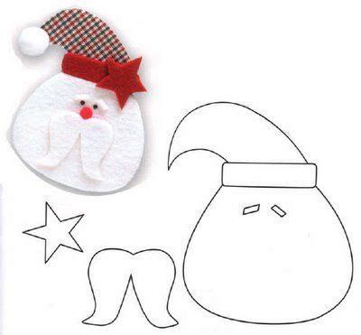 moldes de navidad en fieltro home manualidades manualidades navidad ser padres es facilisimo com