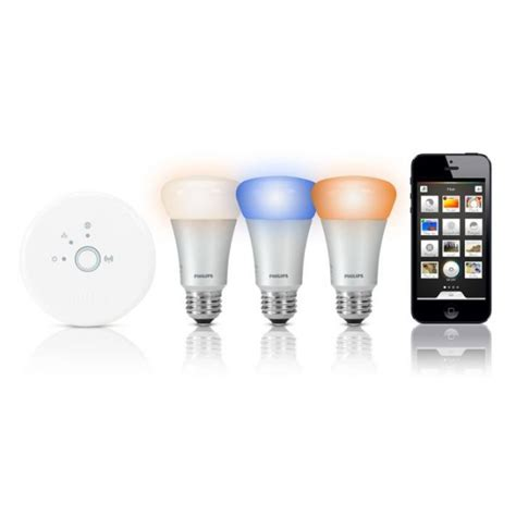 philips hue lighting system philips hue led smart lights hacked home blacked out by