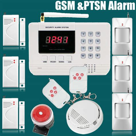 gsm security alarm system user manual reviews