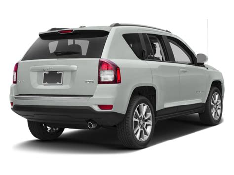 2017 jeep compass sunroof 2017 jeep compass high altitude edition 4x4 leather