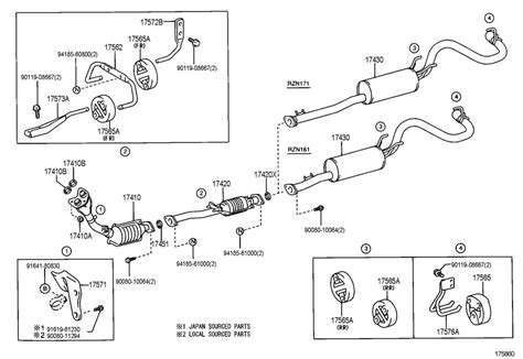 1999 toyota tacoma parts diagram engine diagram 1999 toyota tacoma engine get free image