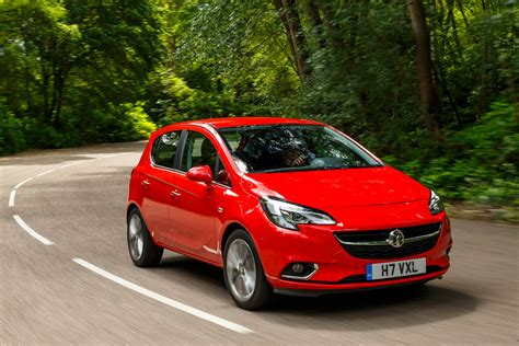 vauxhall corsa vauxhall corsa excite review auto express