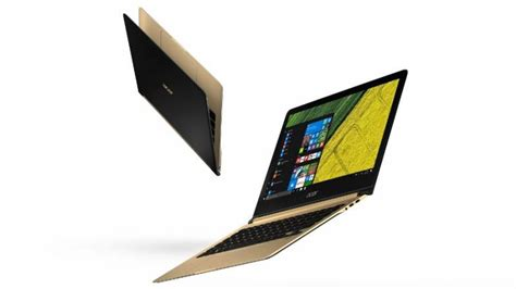 Laptop Acer Bulan September acer 7 laptop tertipis dunia berukuran kurang dari 1 sentimeter