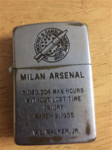 arsenal zippo lighter lighter antique price guide
