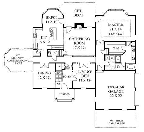house plan 45 8 62 4 classical style house plan 4 beds 2 5 baths 2835 sq ft