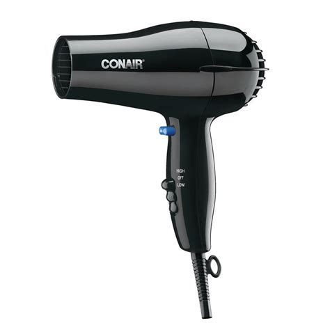 Conair Hair Dryer Manufacturer conair hospitality 047bw compact hair dryer w cool button 2 heat speed settings black