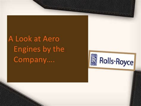 rolls royce cover letter study 21 rollsroyce corporation