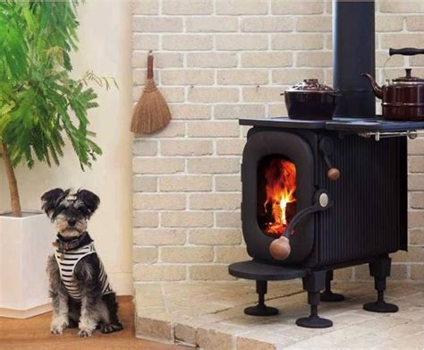 Agni Hutte Stove by Can A Gorgeous Award Winning Japanese Wood Stove Be Called