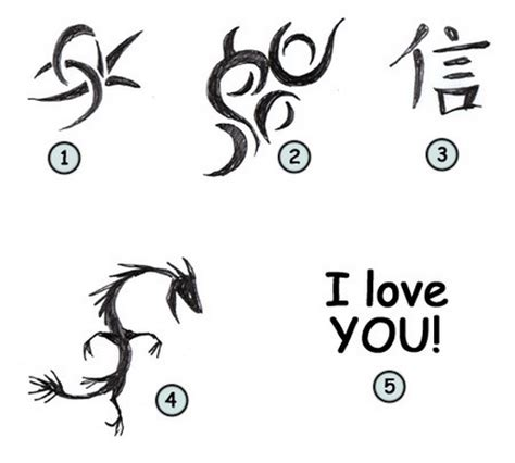 tattoo ideas easy to draw simple tattoo designs to draw for men cliparts co