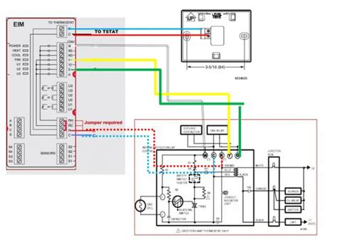honeywell visionpro th8000 wiring diagram