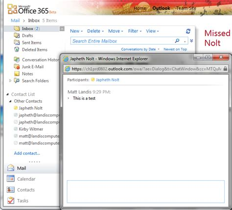 Office 365 Outlook Instant Messaging Office 365 Outlook Instant Messaging 28 Images Outlook