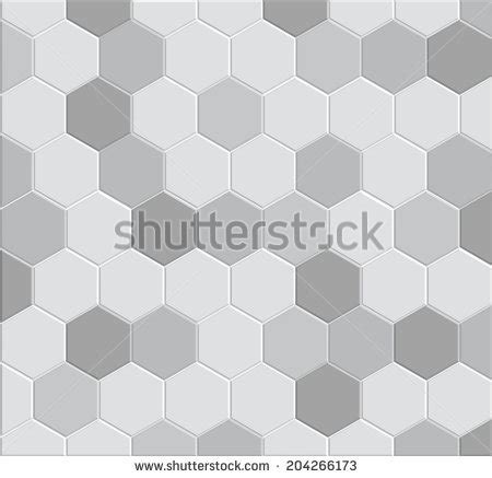 the random universe making seamless hex tiles 3d hexagon tile brick pattern decoration stock vector