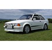 Ford Escort RS Turbo 1983 1990