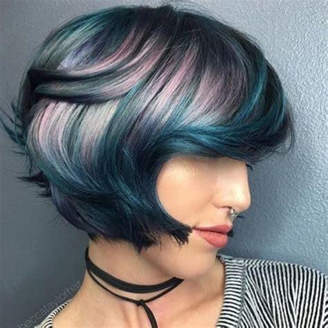 1000+ ideas about multicolored hair on pinterest   unicorn