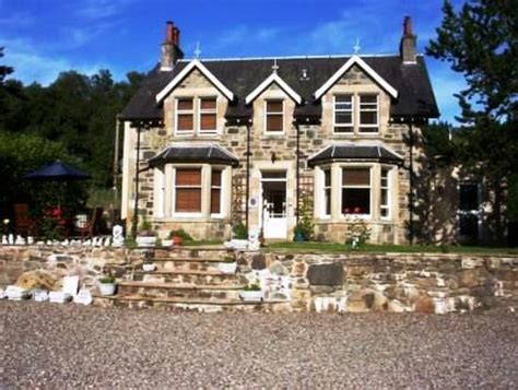 Airlie House Bed And Breakfast Strathyre B B Reviews Airlie House Accommodation