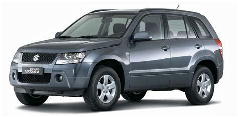 Images Of Maruti Suzuki Maruti Suzuki Grand Vitara Facelift Prices And Photos