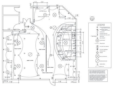 lighting layout electrical design lyla drake wilhelm cafe urbane coffee shop